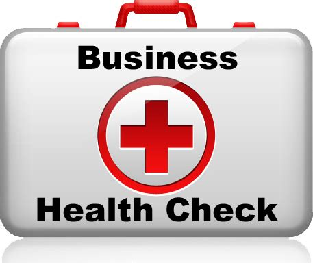 Take Your Health To With A Checkup by Business Health Check The Bridge Hotel Huntingdon