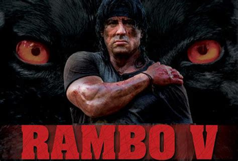 fifth rambo movie reportedly titled rambo last blood rambo 5 is officially over as stallone does not think it