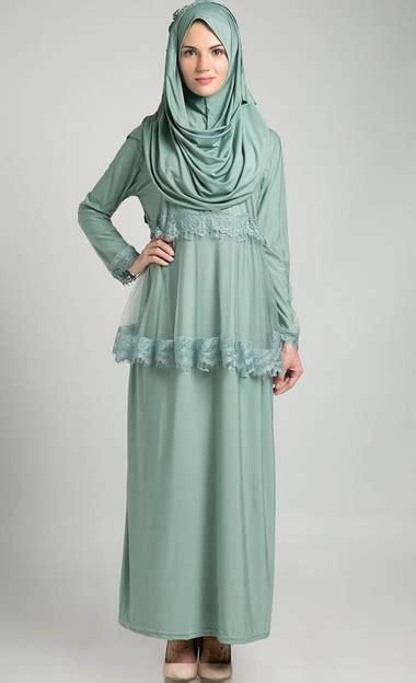 Model Jubah Muslimah 20 Gambar Model Baju Jubah Muslimah Terbaru Dan Terkini