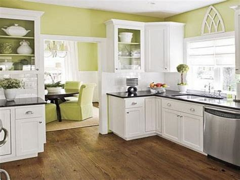 best color for cabinets in a small kitchen kitchen best green kitchen wall colors ideas kitchen