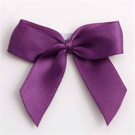 satin ribbon bows large wedding paraphernalia