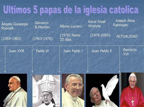 nombres de los papas de la iglesia catolica nombres de todos los papas catolicos papa francisco un