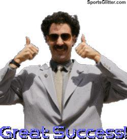 Great Success by Borat Thumbs Up Great Success Www Pixshark Images