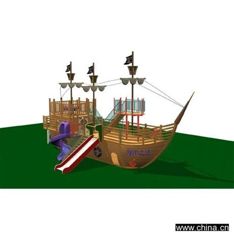pirate ship playset house
