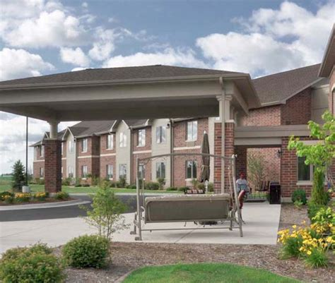 Evergreen Manor Detox In Everett Washington by Worn Jerabek Wiltse Architects Evergreen Place Streator