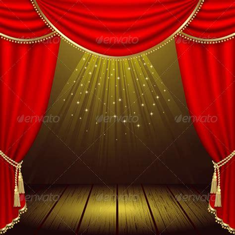 Tirai Teater open stage decoration for ganpati 187 dondrup