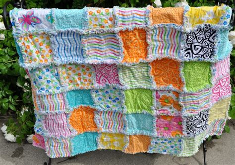 Rag Quilt by Rag Quilt By Richard Healey Quilting Pattern