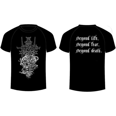 Tshirt Kaos Baju Freeze Record Black Funeralg S Collection Bandc