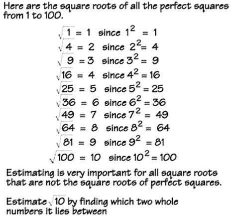 what is the square root of 1000 numbers square roots exles