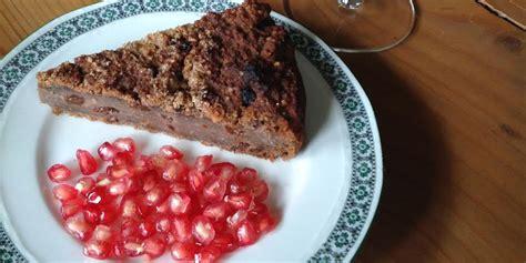 la perfetta ricetta di stagione pane riciclato e vino per la torta perfetta per la