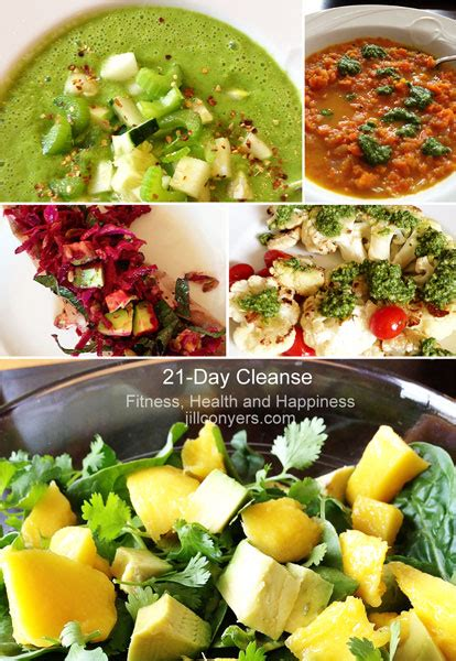 21 Day Green Smoothie Detox by Post Vacation Fresh Start 21 Day Cleanse Conyers