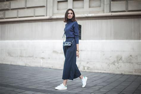 Sepatu Boots Vans Blue Denim sheinside fashion agony daily fashion trends