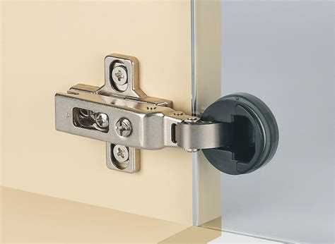 Glass Door Concealed Hinge, Salice, 94° Opening Angle