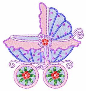 machine embroidery designs for baby baby s carriage embroidery designs machine embroidery