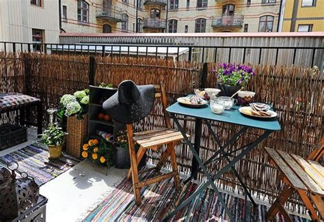 Mediterranean Style Home Decor by 23 Amazing Decorating Ideas For Small Balcony Style