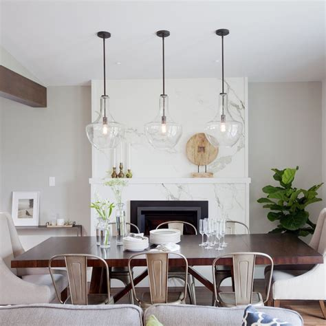 dining room pendant lighting fixtures 25 best ideas about dining room lighting on