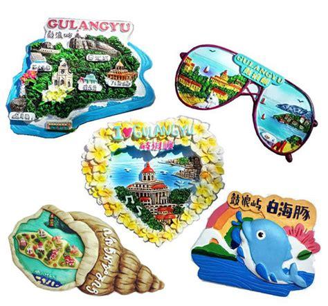 Souvenir Jordania Magnet Kulkas 5 sale xiamen gulangyu 3d fridge magnets china tourism souvenirs refrigerator