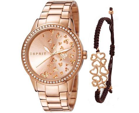 Esprit Tikar Kombinasi Gold 1 esprit es aimee dazzle gold es107312004 hodinky 365 sk