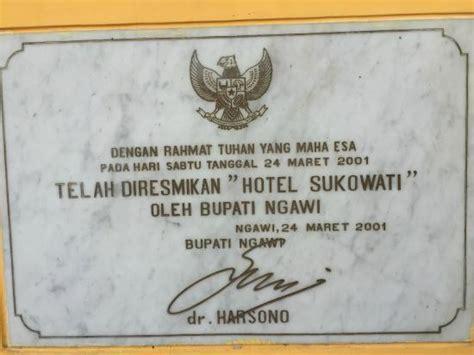 Plakat Terdekat by Hotel Sukowati Ngawi Indonesia Review Hotel Tripadvisor