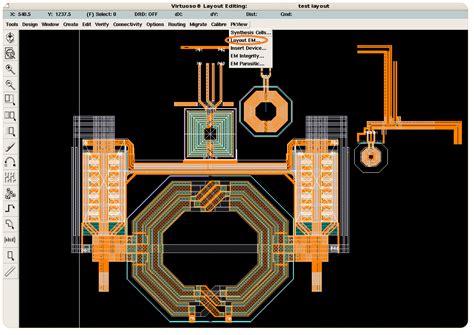 layout tool laker peakview lem lorentz solution