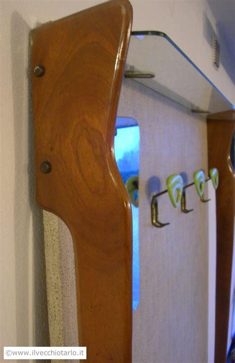 mobili svedesi anni 50 appendiabiti design anni 50 originale paolo buffa gio