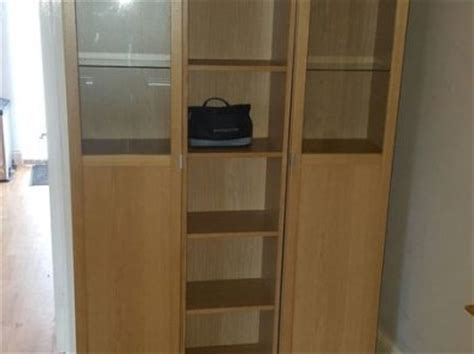 ikea billy bookcase ireland yarial com ikea billy bookcase doors uk interessante living ikea billy bookcase 3 piece corner unit cabinet for sale