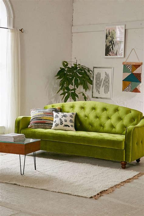 velvet sofa bed 10 velvet sofas to put in your living room immediately