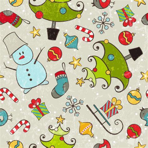 pattern photoshop natale 2013 merry christmas pattern elements vector set 03
