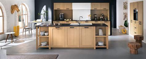 d馗o cuisine moderne cuisine moderne en bois photo 10 12 inspir 233 e du style