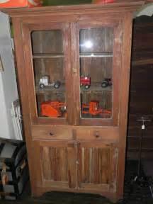 rustic oak kitchen cabinets vintage primitive rustic oak straight front cabinet kitchen cupboard pie safe