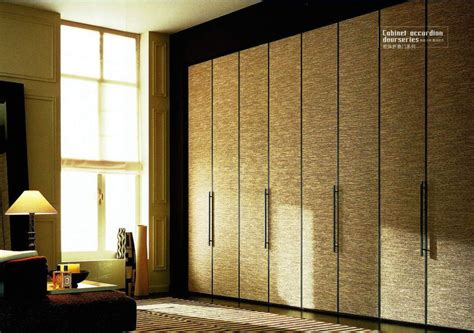 folding closet doors for bedrooms wardrobe door laminate design selected pins pinterest