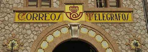 oficina correos alicante oficinas de correos telegrafos y servicios postales de