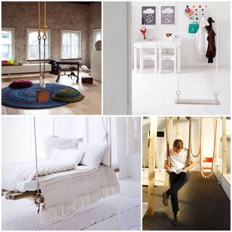 25 exles of indoor swings turn your home into a 24 exles of indoor swings turn your home into a