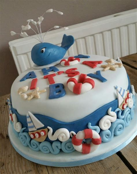 Baby Shower Cakes Nautical Theme by Baby Shower Cake Nautical Themed Emily S Baby Shower