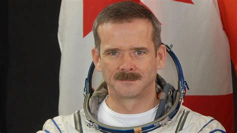 Chris Hadfield by Speakers Spotlight Chris Hadfield Astronaut Speaker