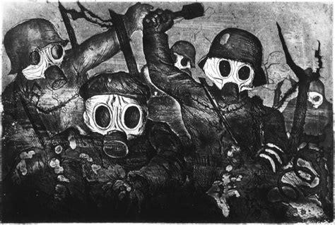 Trench Warfare Part Deux by Otto Dix The Madness Of Modern Warfare Kdoutsiderart