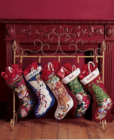 christmas stocking stand animebgx