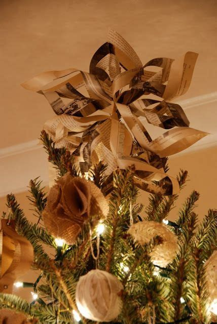 diy rustic tree toppers the most wonderful time of the