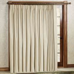 Gallery of curtains for patio doors