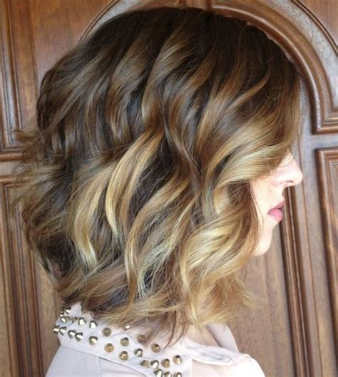 how to do wavy bob hair style 20 delightful wavy curly bob hairstyles for 2016 styles