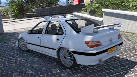 peugeot taxi peugeot taxi gta5 mods com