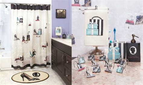 Fashion Bathroom Accessories Fashionista Bathroom Accessories Xpressionportal