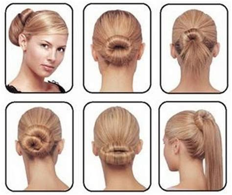 hairstyles easy home easy hairstyles at home