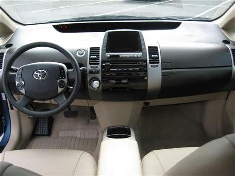 2005 Prius Interior by Image Gallery 2005 Prius Interior