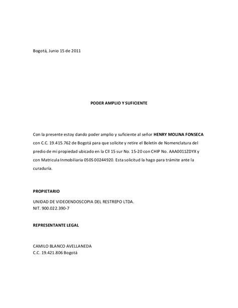 carta de autorizacion acudiente carta autorizacion henry molina