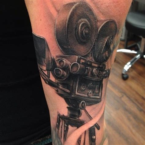 film tattoos best 25 ideas on vintage