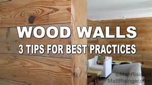 Best Way To Install Shiplap Siding Wood Walls 3 Tips For Installing