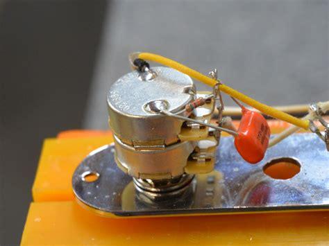 standard tele wiring harness wtbx tone control