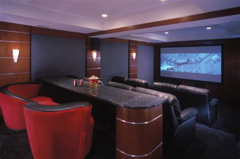 Home Theater Decor by 25 Inspirational Modern Home Theater Design Ideas