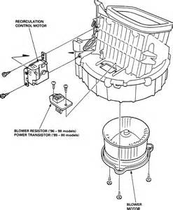 repair guides heating and air conditioning blower